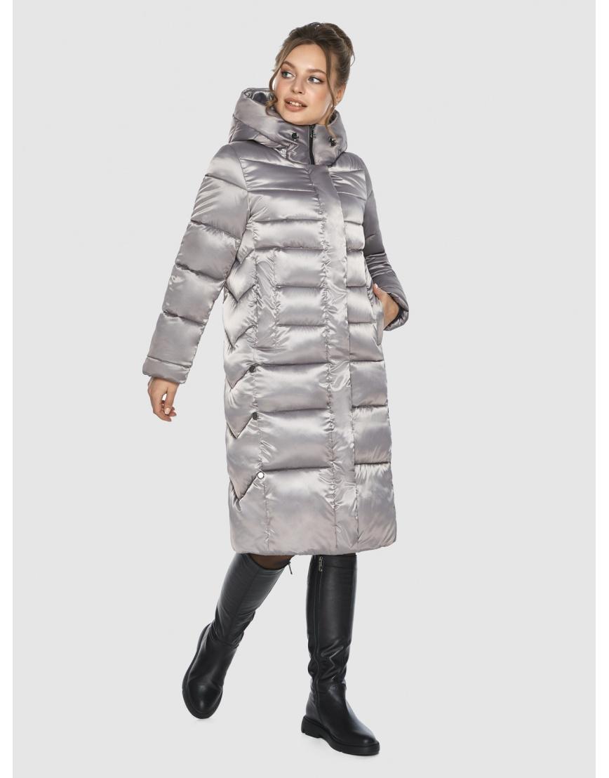 Практичная кварцевая куртка подростковая Ajento для зимы 22975 фото 6