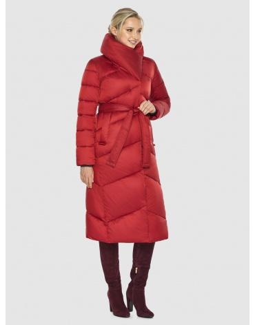 Красная элегантная женская куртка Kiro Tokao 60035 фото 1