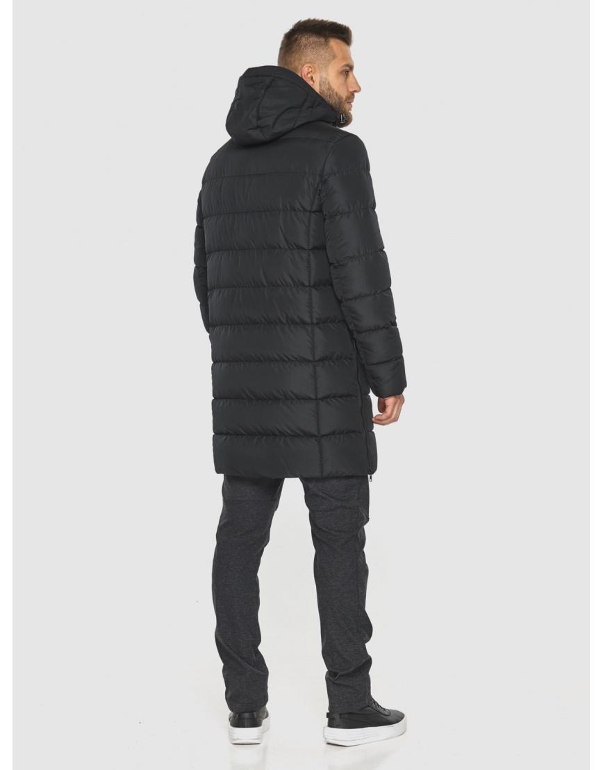 Куртка с манжетами мужская Tiger Force цвет чёрный 2812 фото 8