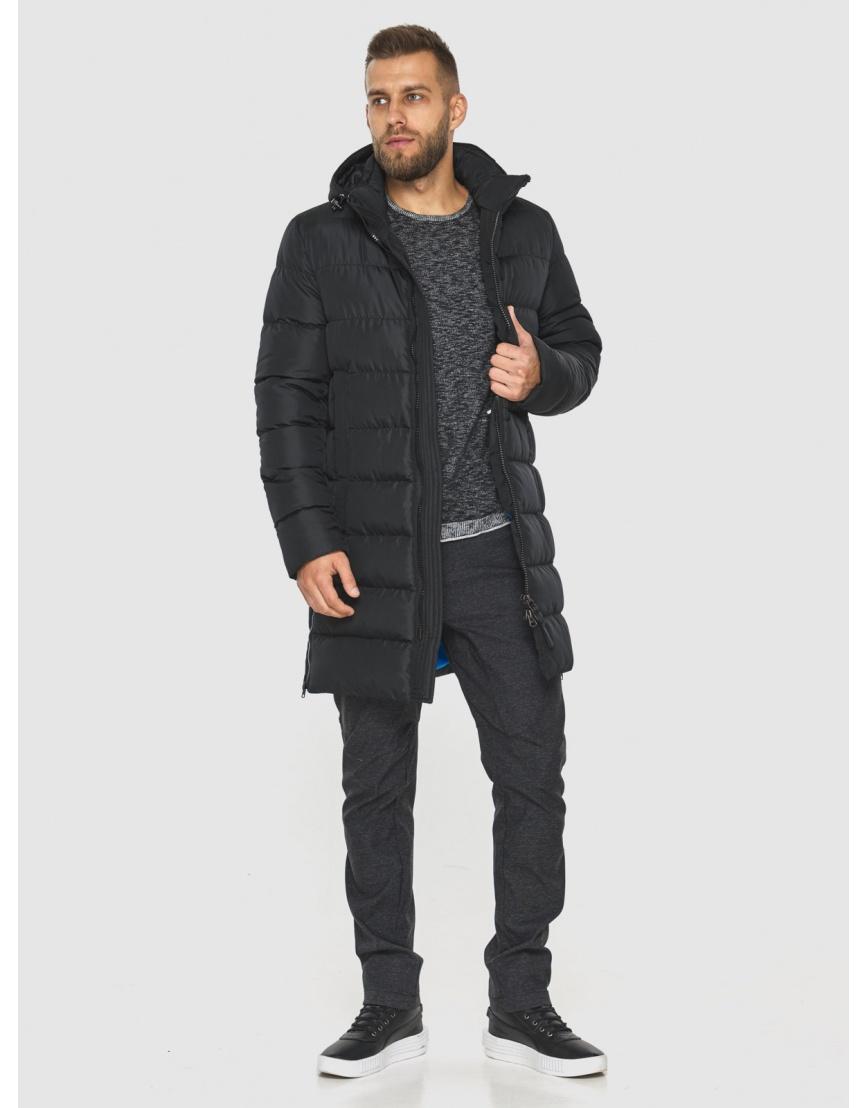 Куртка с манжетами мужская Tiger Force цвет чёрный 2812 фото 2