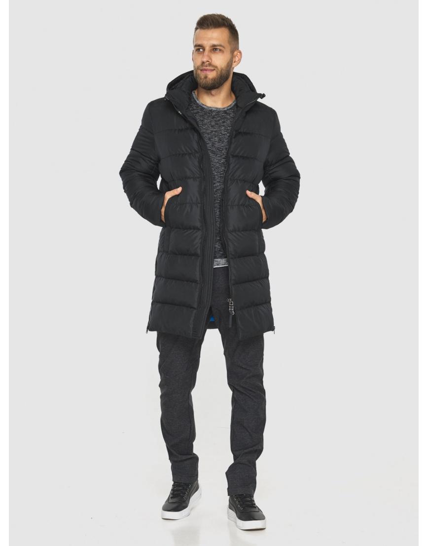 Куртка с манжетами мужская Tiger Force цвет чёрный 2812 фото 5