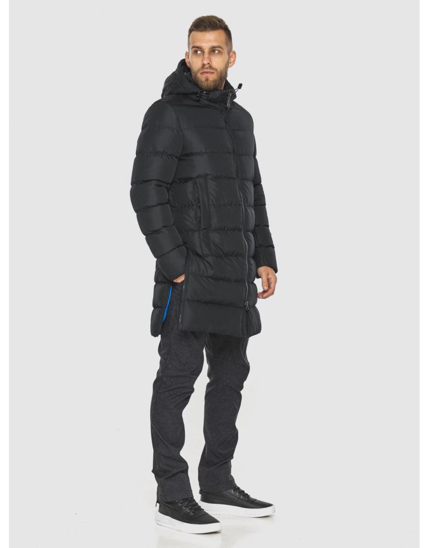 Куртка с манжетами мужская Tiger Force цвет чёрный 2812 фото 6