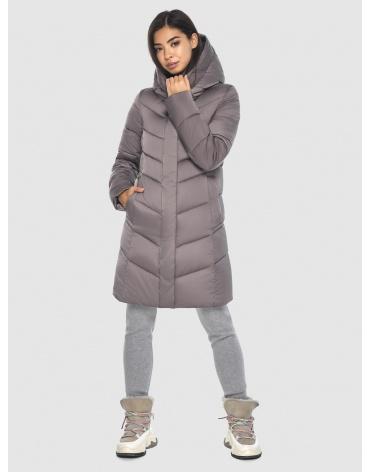 Женская фирменная куртка Moc цвет пудра M6540 фото 1
