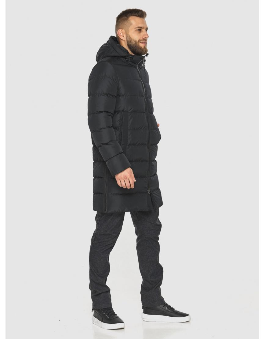 Куртка с манжетами мужская Tiger Force цвет чёрный 2812 фото 7