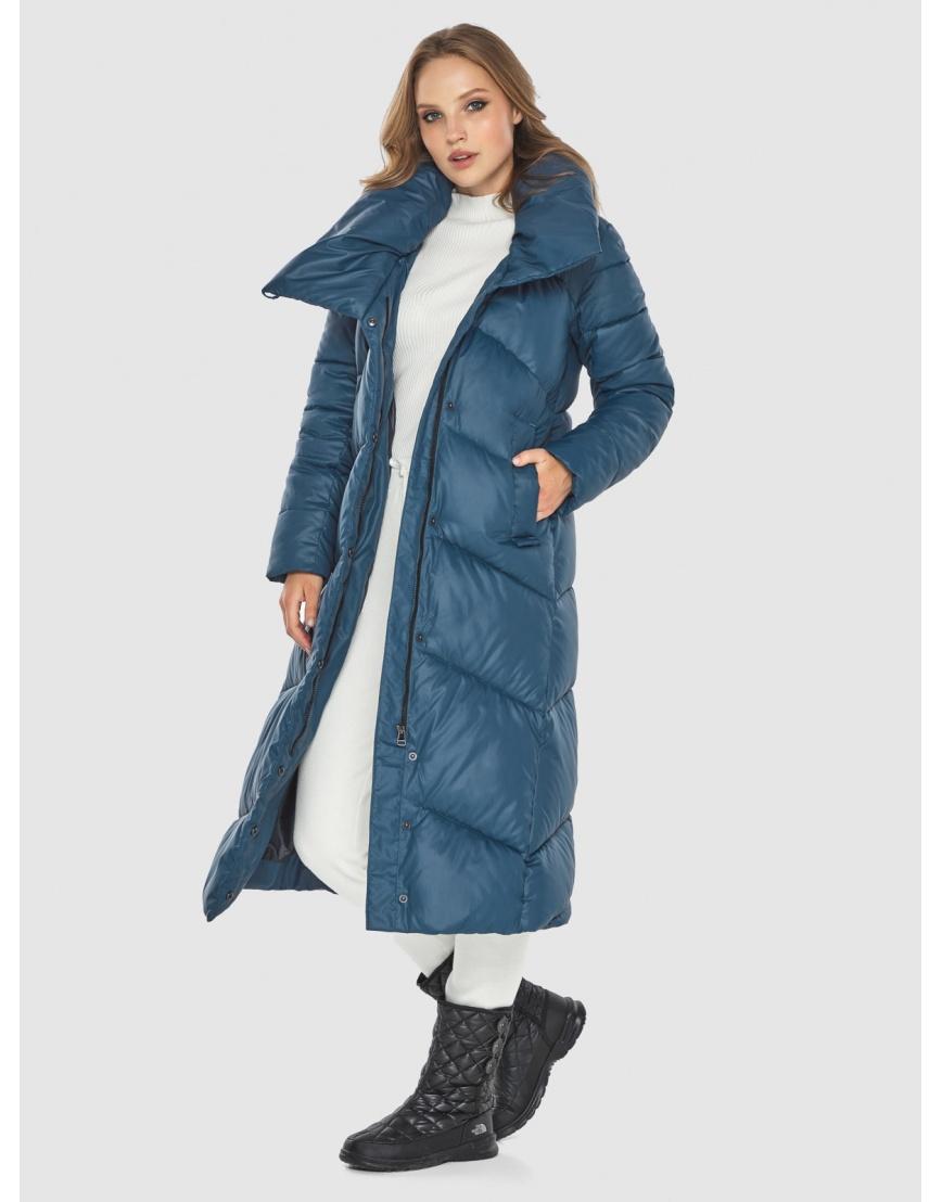 Куртка женская Tiger Force синего цвета TF-50218 фото 6