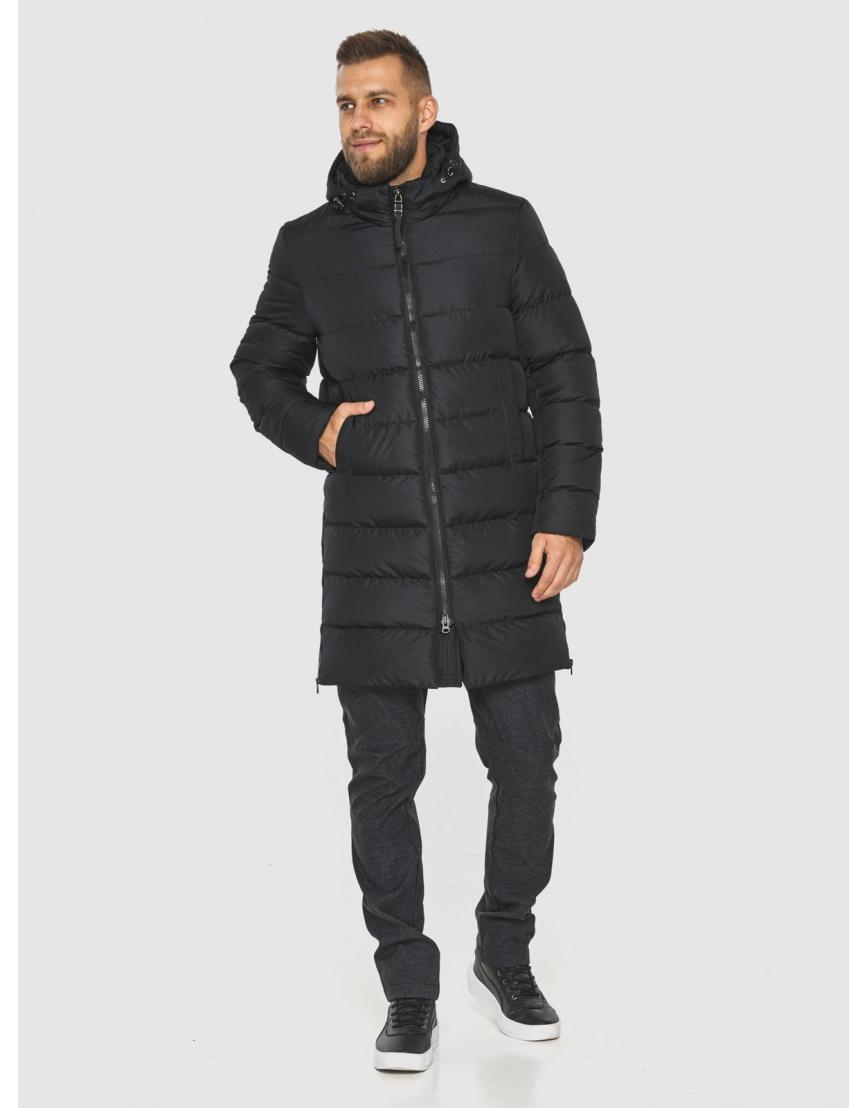 Куртка с манжетами мужская Tiger Force цвет чёрный 2812 фото 3
