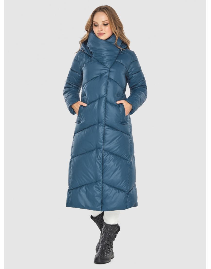 Куртка женская Tiger Force синего цвета TF-50218 фото 3