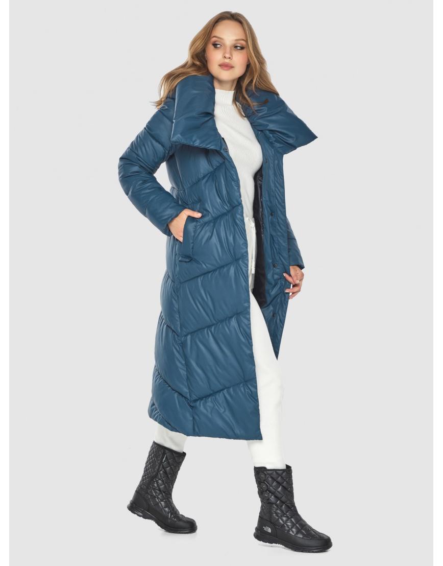 Куртка женская Tiger Force синего цвета TF-50218 фото 2