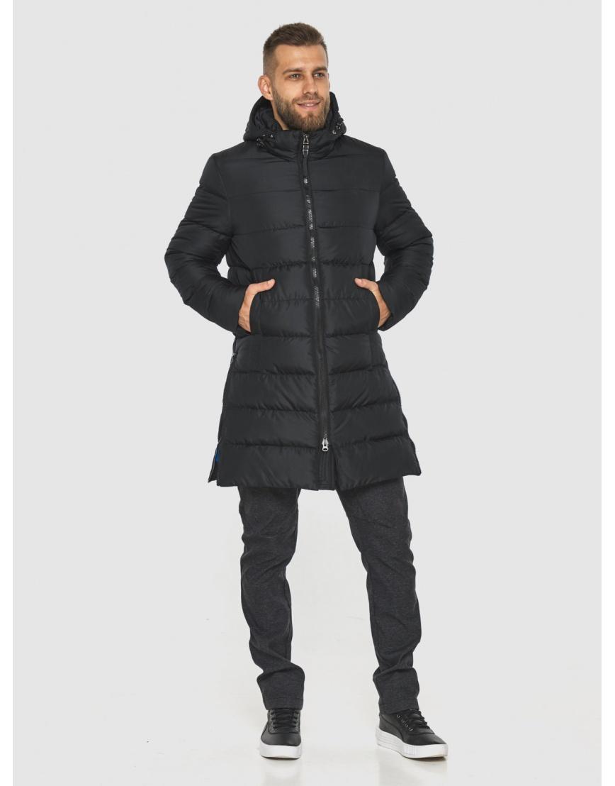 Куртка с манжетами мужская Tiger Force цвет чёрный 2812 фото 1