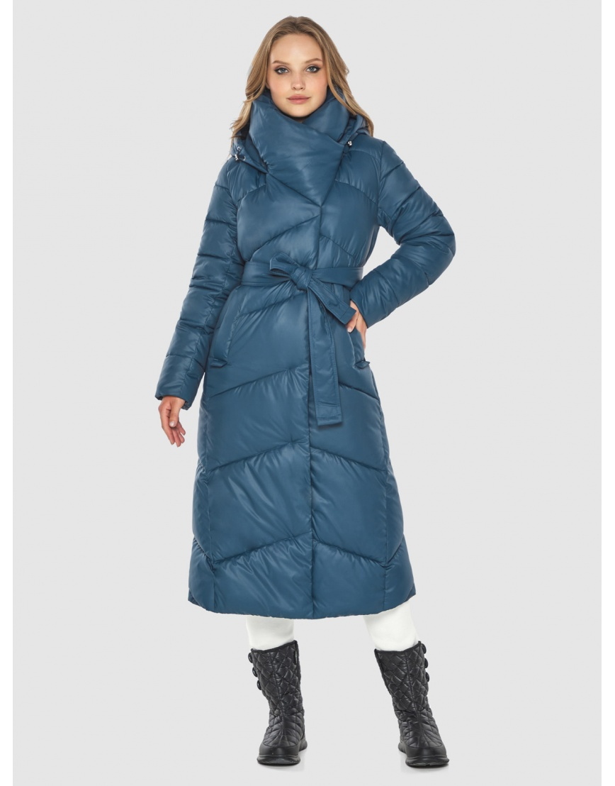 Куртка женская Tiger Force синего цвета TF-50218 фото 1