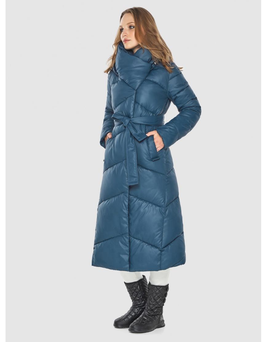 Куртка женская Tiger Force синего цвета TF-50218 фото 5