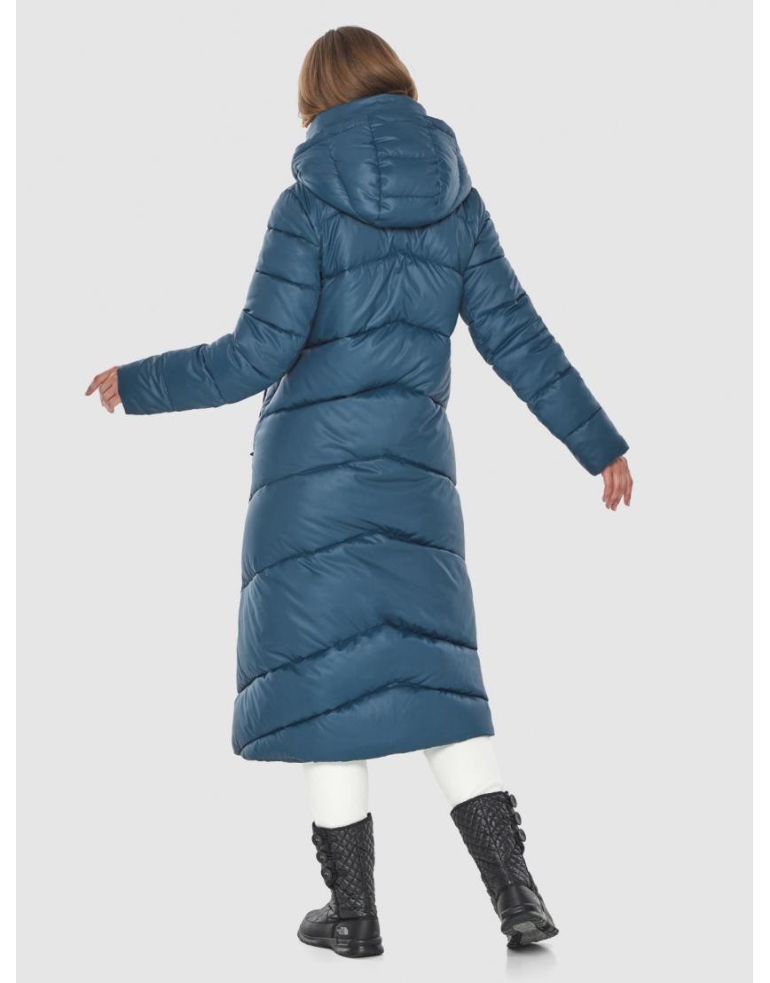 Куртка женская Tiger Force синего цвета TF-50218 фото 4
