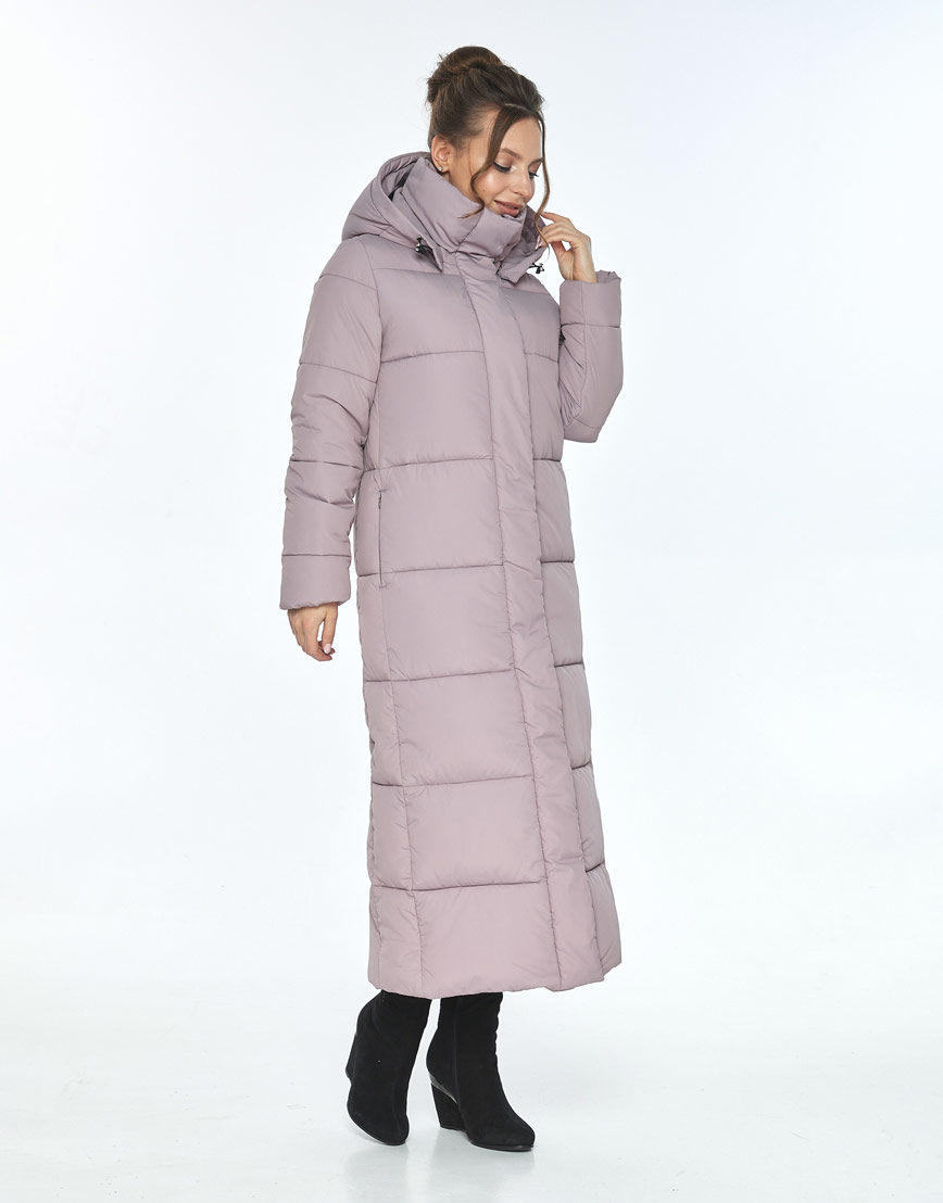 Пудровая куртка Ajento комфортная женская 21972 фото 2