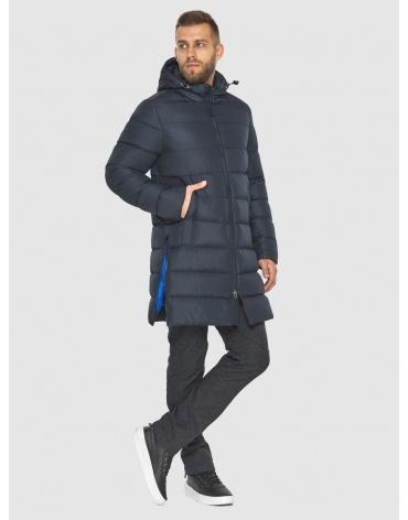 Синяя куртка Tiger Force мужская зимняя 2812 фото 1