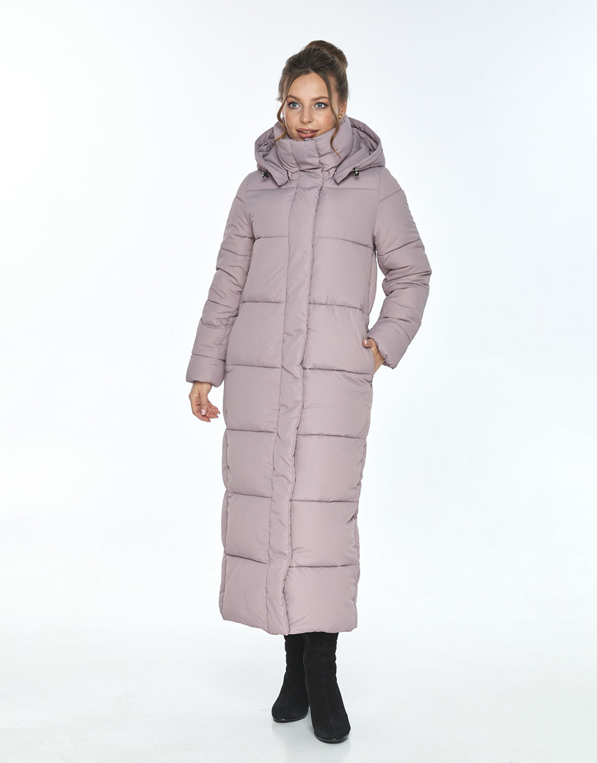 Пудровая куртка Ajento комфортная женская 21972 фото 1