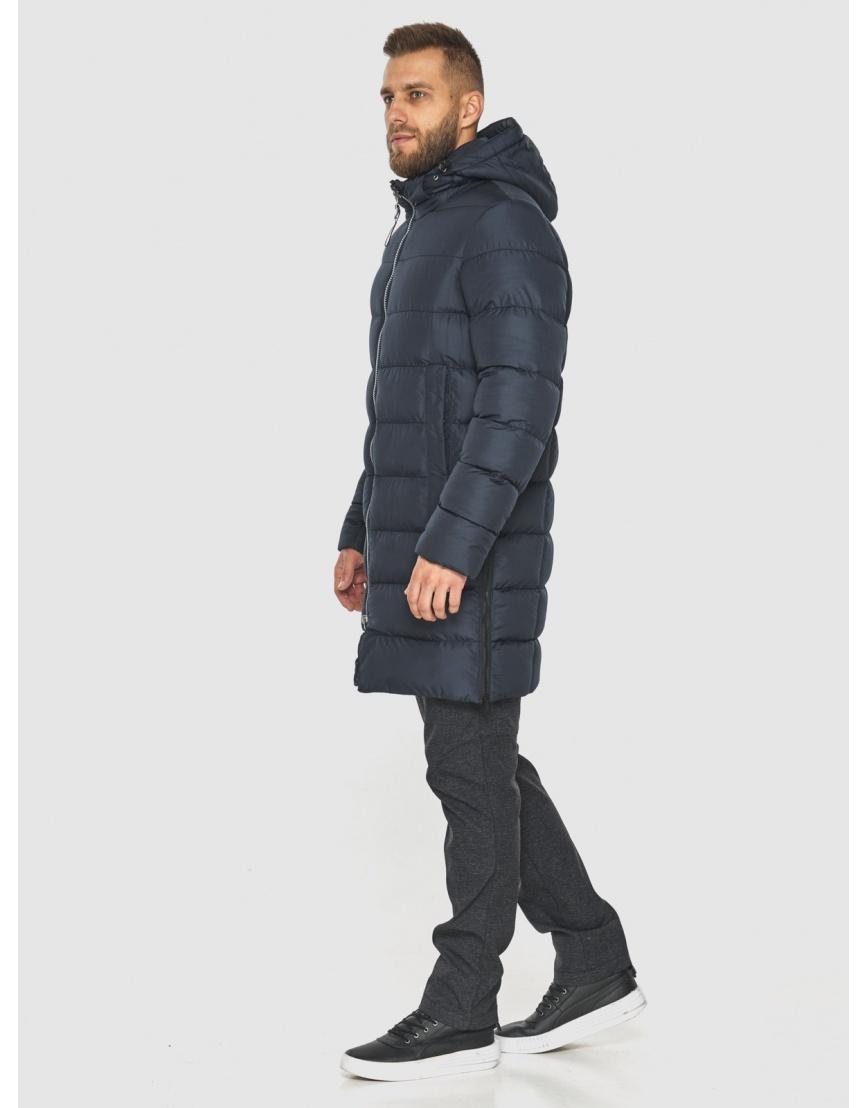 Синяя куртка Tiger Force мужская зимняя 2812 фото 4