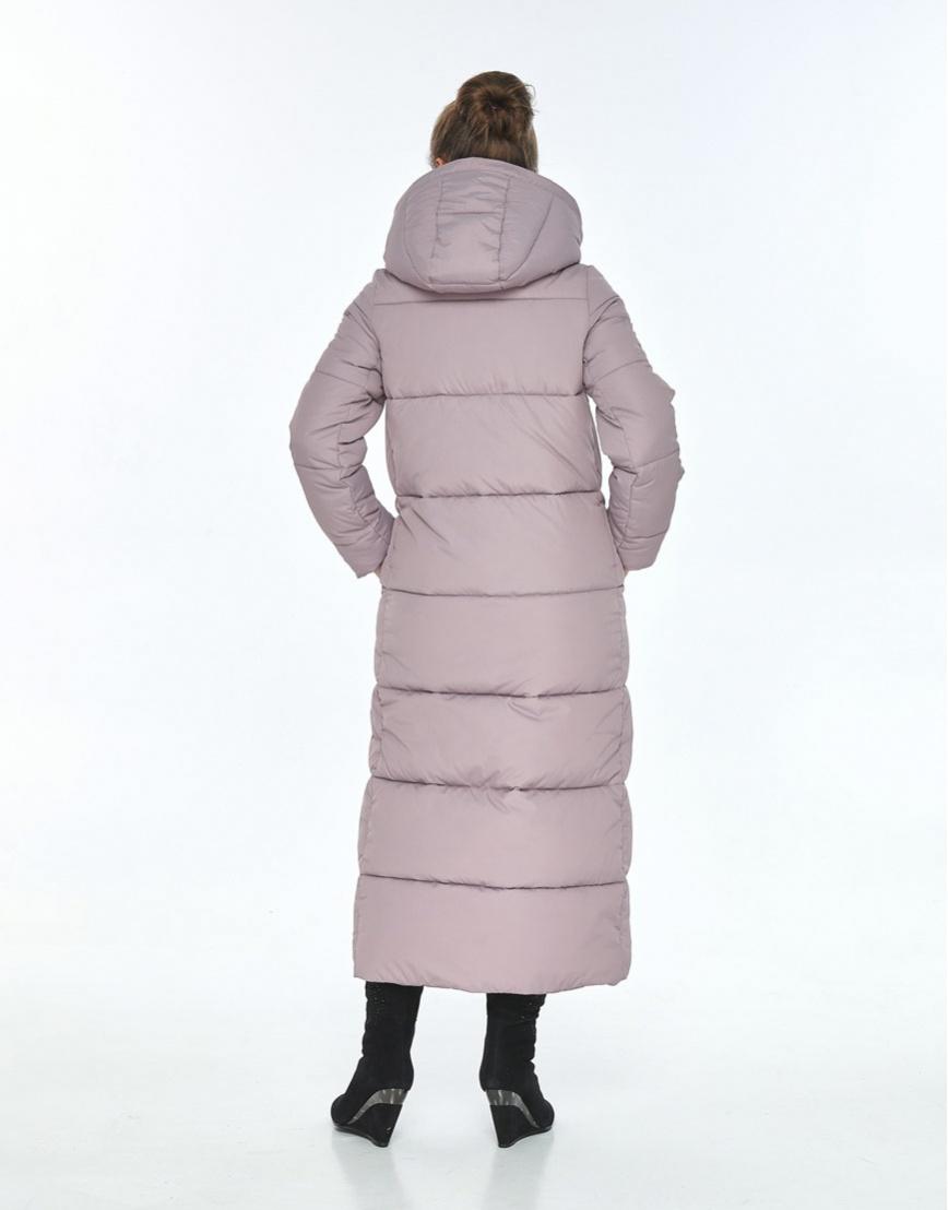 Пудровая куртка Ajento комфортная женская 21972 фото 3