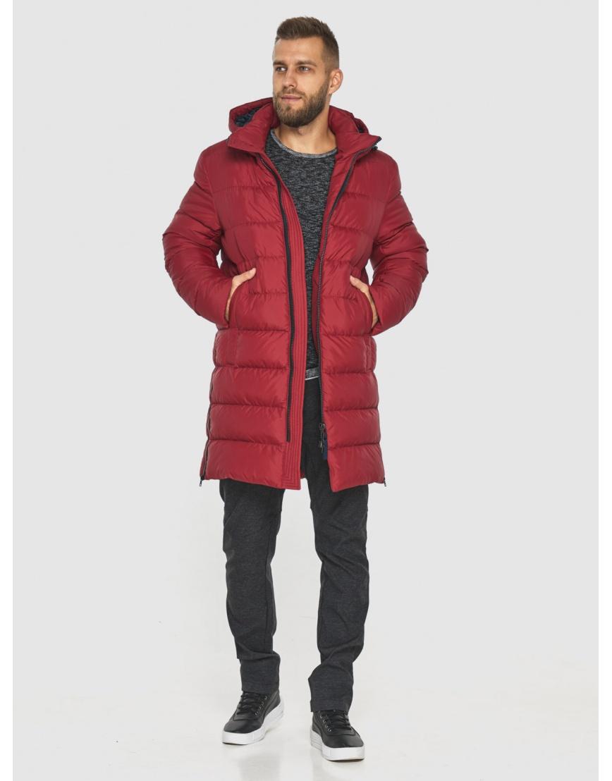 Мужская красная куртка Tiger Force оригинальная 2812 фото 3