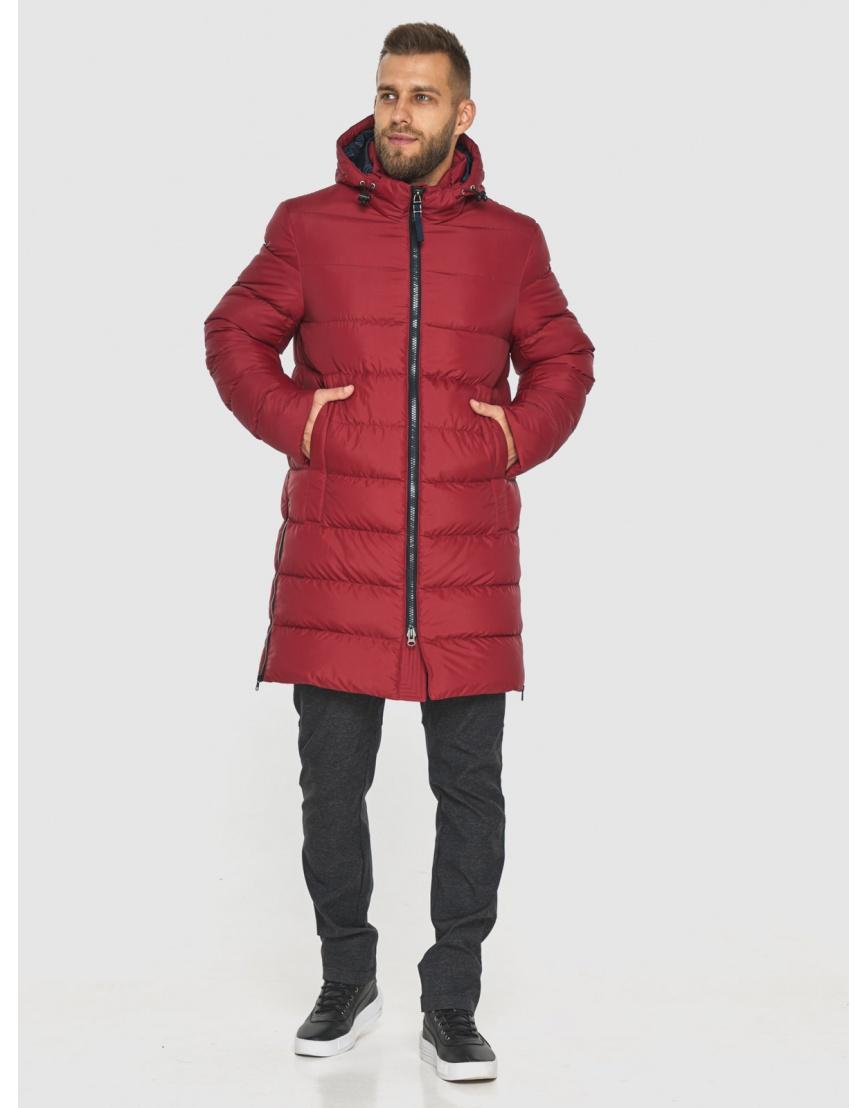 Мужская красная куртка Tiger Force оригинальная 2812 фото 4