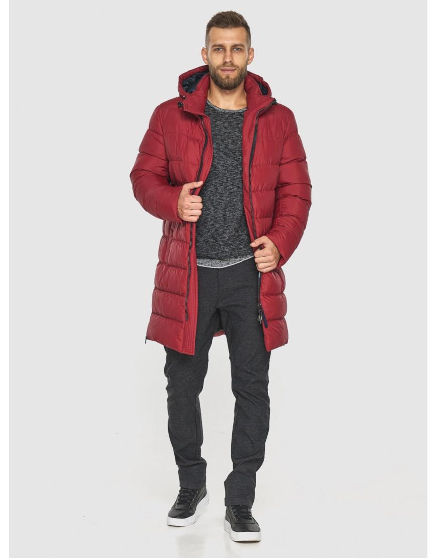 Мужская красная куртка Tiger Force оригинальная 2812 фото 2