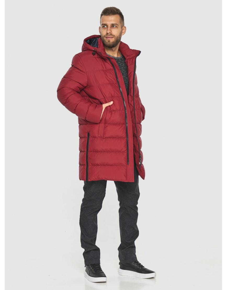 Мужская красная куртка Tiger Force оригинальная 2812 фото 5