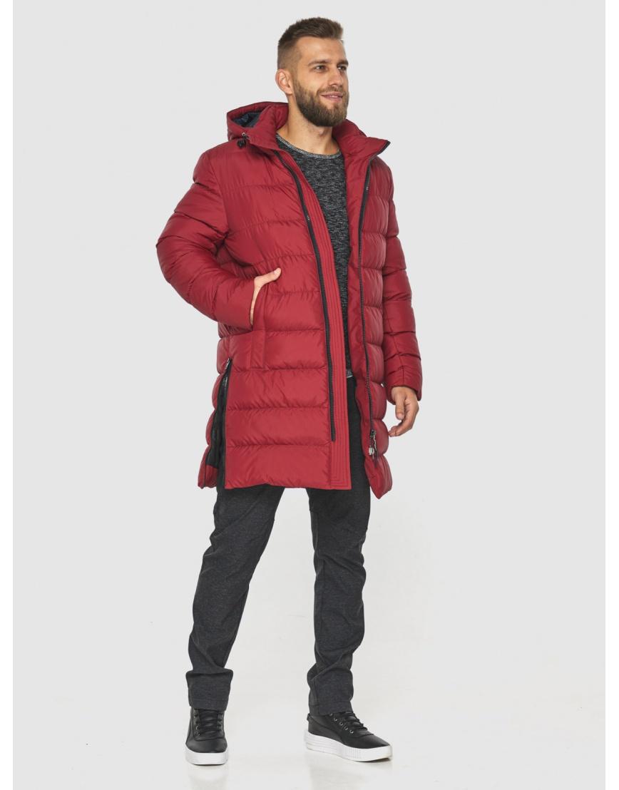 Мужская красная куртка Tiger Force оригинальная 2812 фото 6