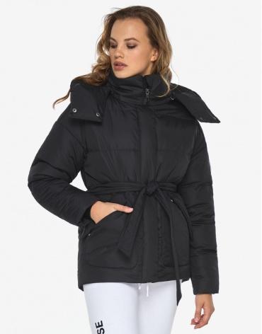 Куртка пуховик Youth черный удобный молодежный модель 24350 фото 1