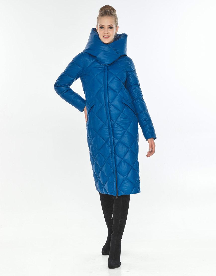 Синяя куртка Tiger Force женская удобная TF-50233 фото 1