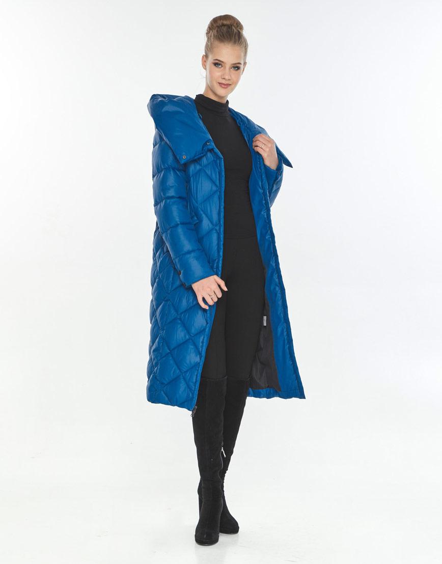 Синяя куртка Tiger Force женская удобная TF-50233 фото 2