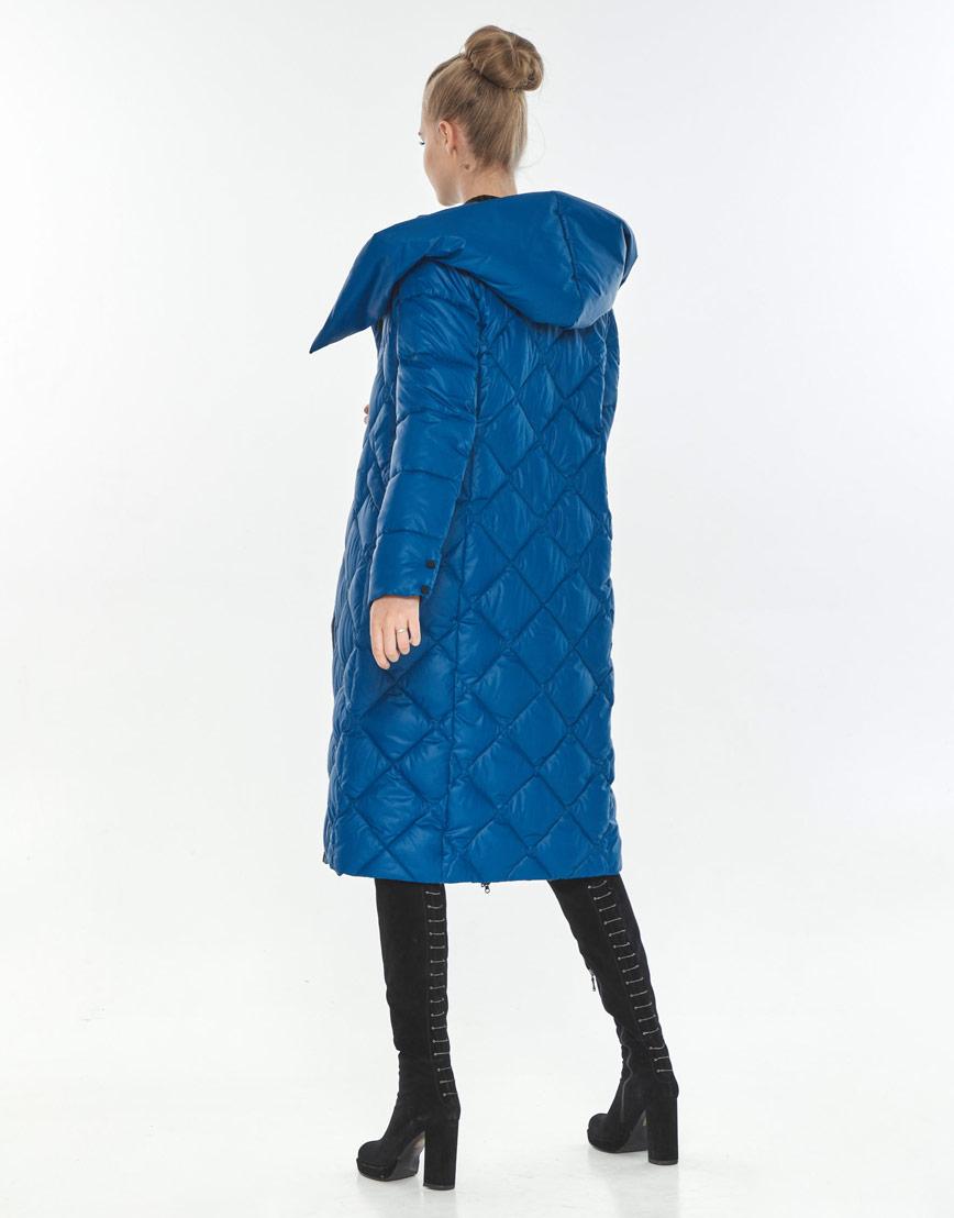Синяя куртка Tiger Force женская удобная TF-50233 фото 3