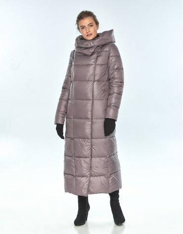 Женская пудровая куртка Ajento комфортная 22356 фото 1
