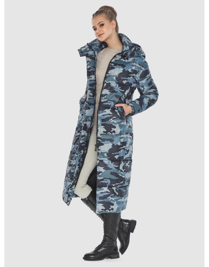 Брендовая куртка с рисунком женская Tiger Force TF-50247 фото 2