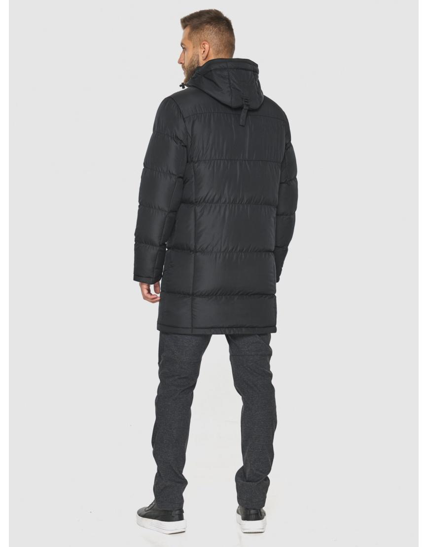 Куртка на молнии чёрная мужская Tiger Force 2814 фото 6