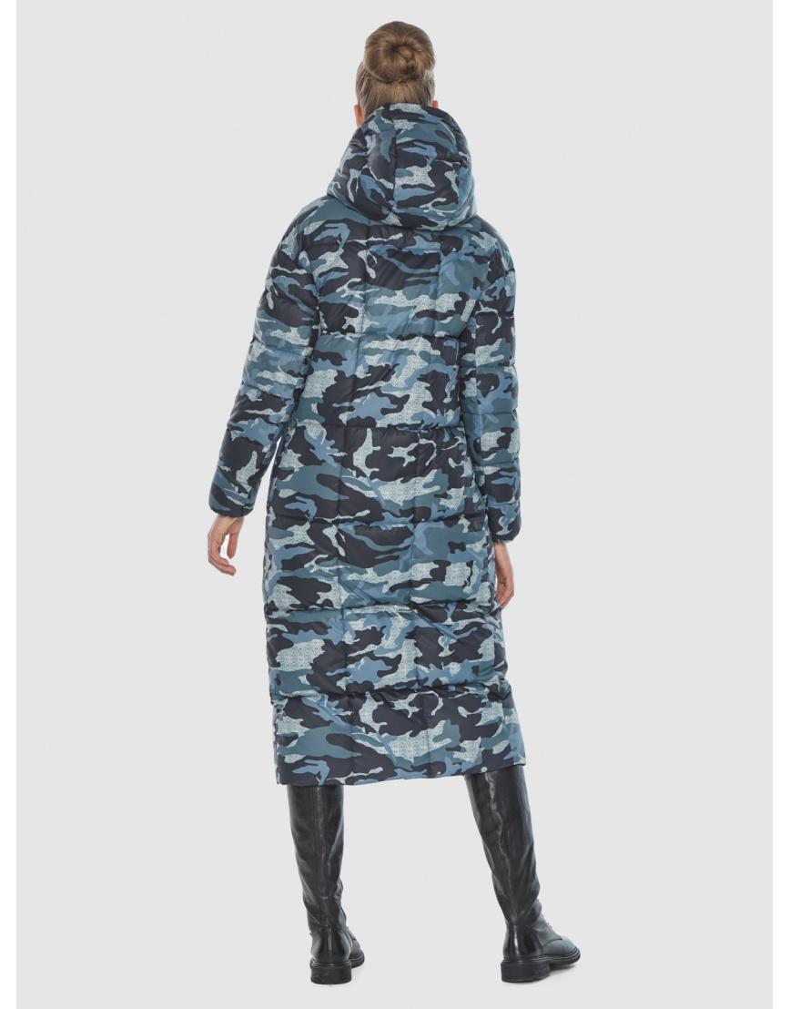 Брендовая куртка с рисунком женская Tiger Force TF-50247 фото 4