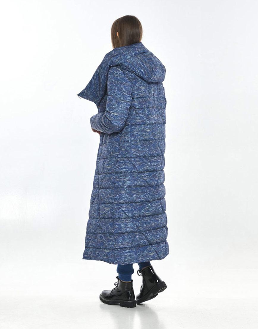 Стильная куртка с рисунком женская Vivacana 9470/21 фото 3