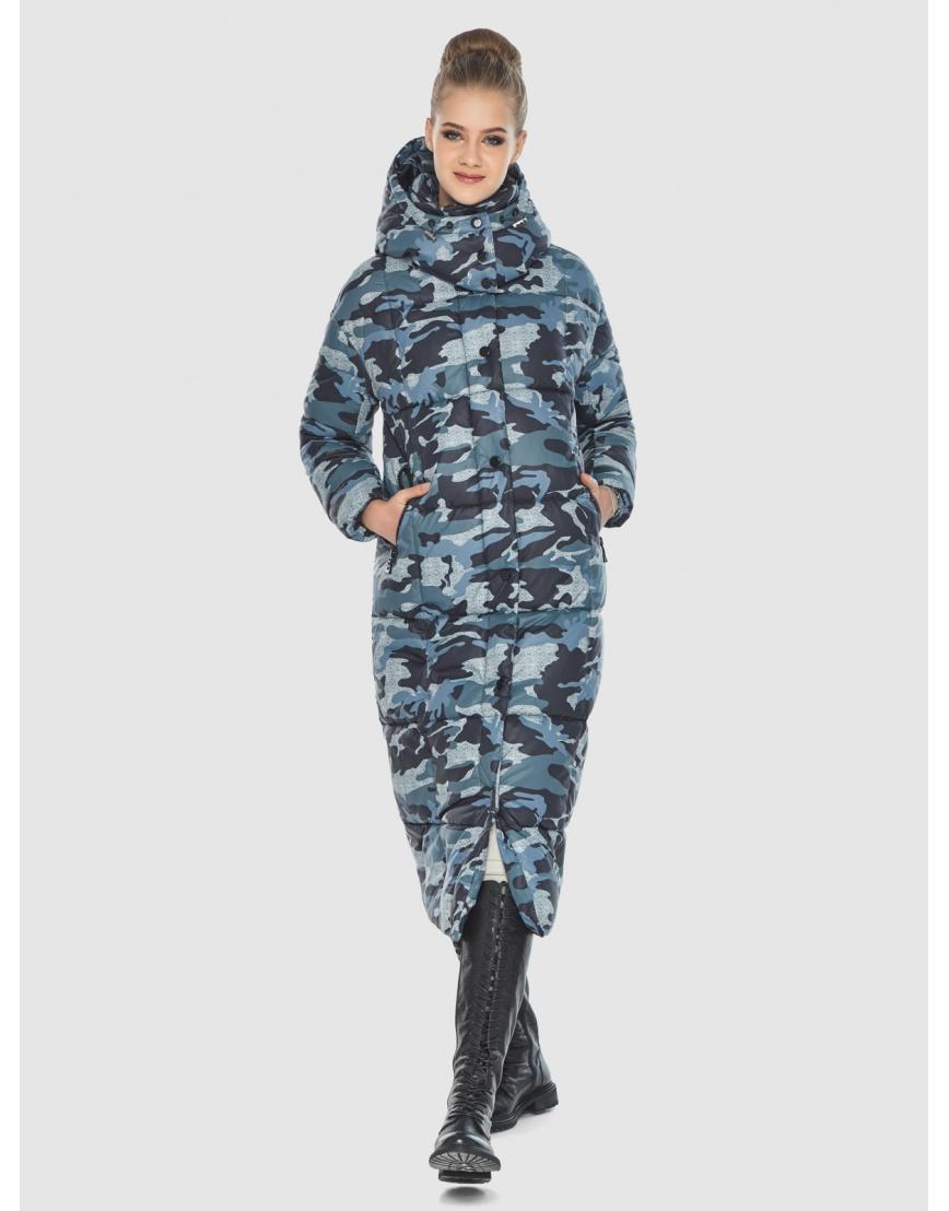 Брендовая куртка с рисунком женская Tiger Force TF-50247 фото 3