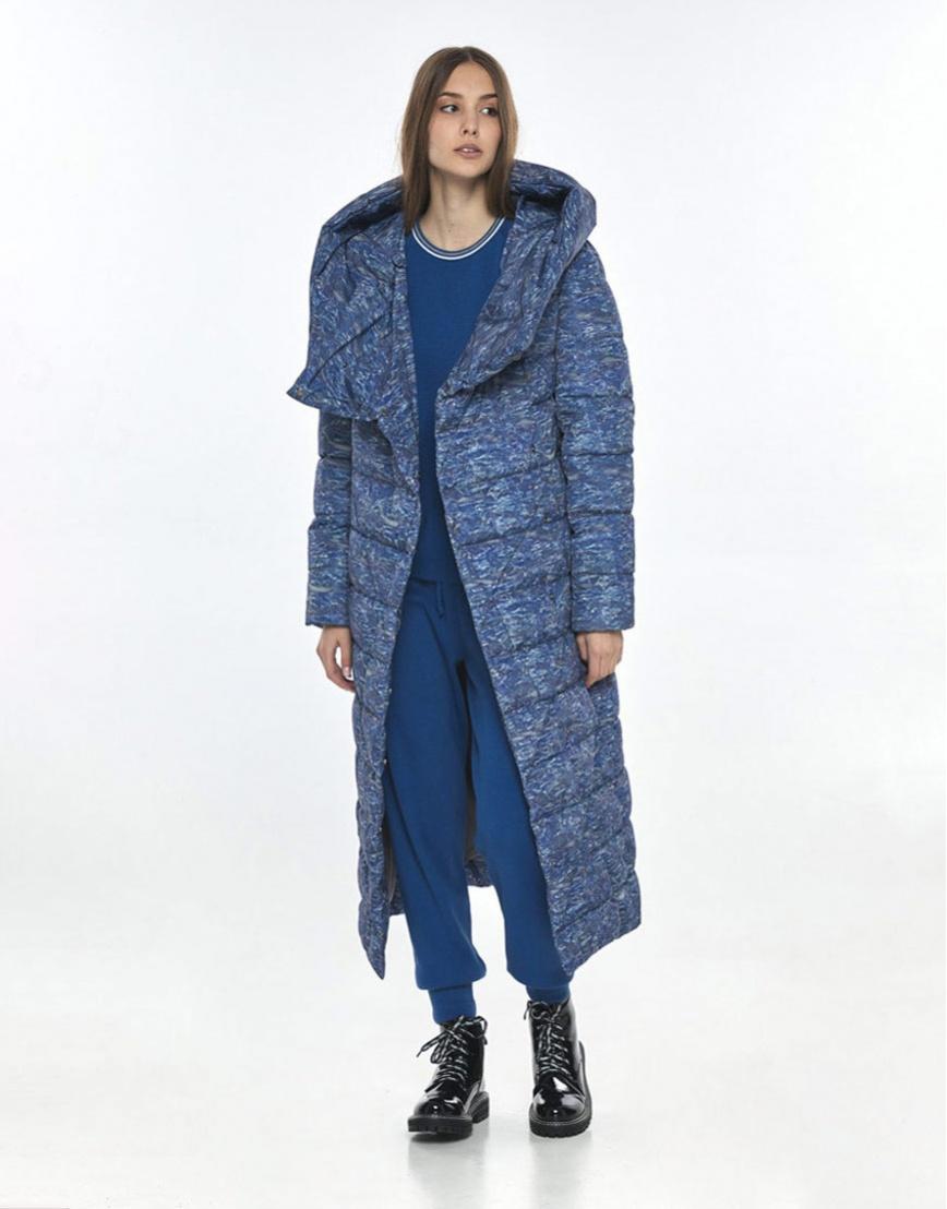 Стильная куртка с рисунком женская Vivacana 9470/21 фото 2