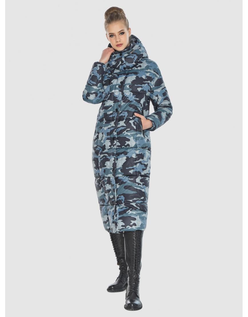Брендовая куртка с рисунком женская Tiger Force TF-50247 фото 1