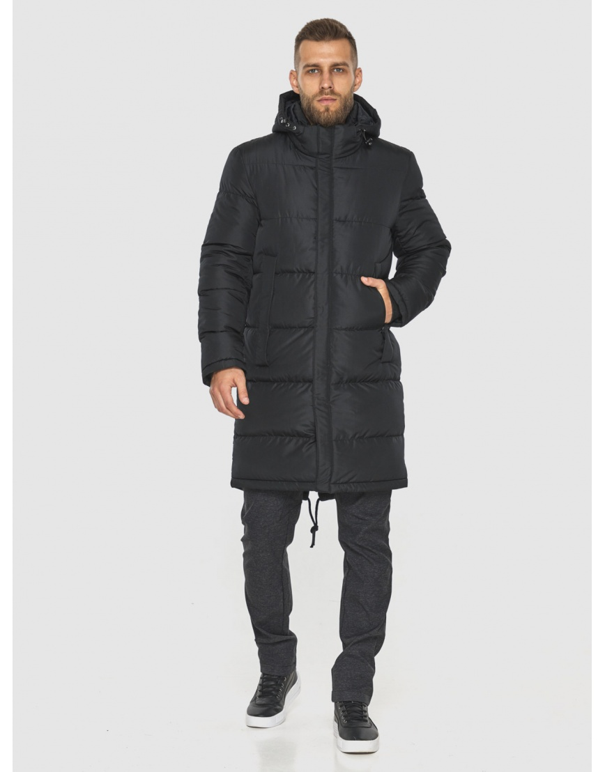 Чёрная куртка с манжетами мужская Tiger Force 2801 фото 8