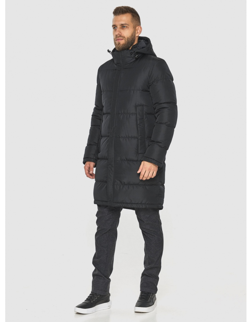 Чёрная куртка с манжетами мужская Tiger Force 2801 фото 1
