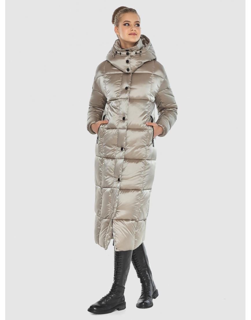Кварцевая куртка на молнии женская Tiger Force TF-50247 фото 1