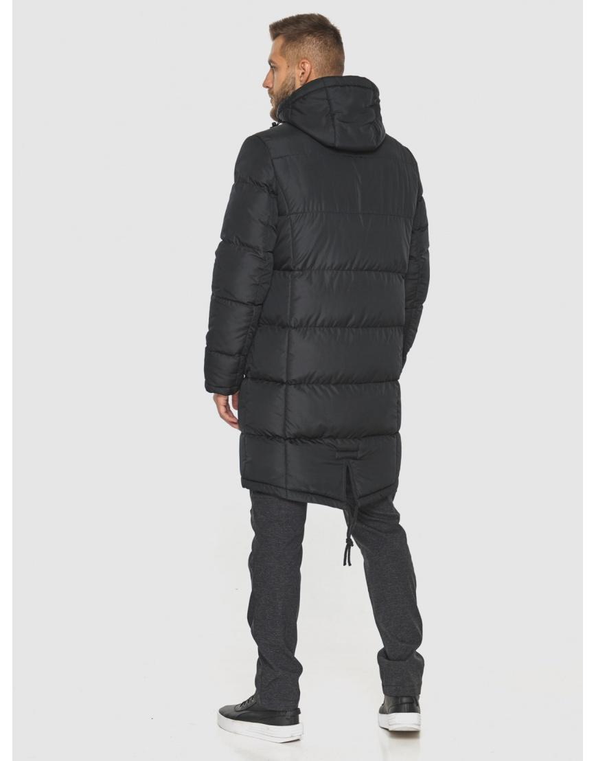 Чёрная куртка с манжетами мужская Tiger Force 2801 фото 9