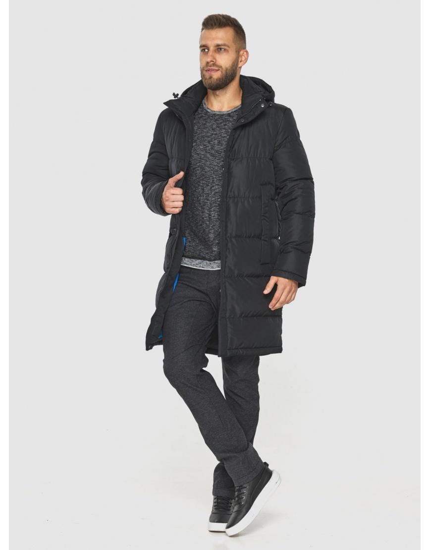 Чёрная куртка с манжетами мужская Tiger Force 2801 фото 2