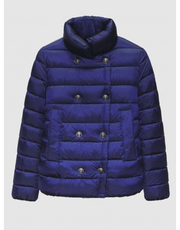 46 (S) – последний размер – куртка на осень синяя женская Conso Wear 200054 фото 1