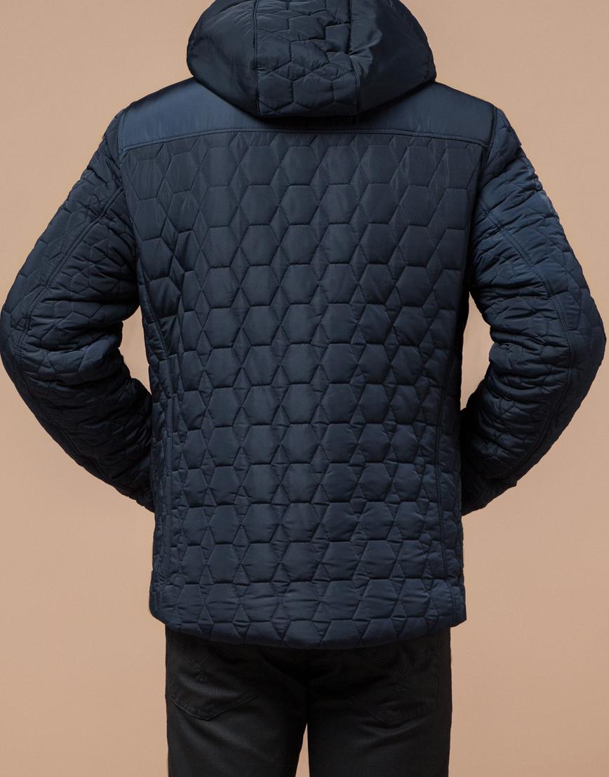 Удобная светло-синяя куртка модель 3570 фото 3
