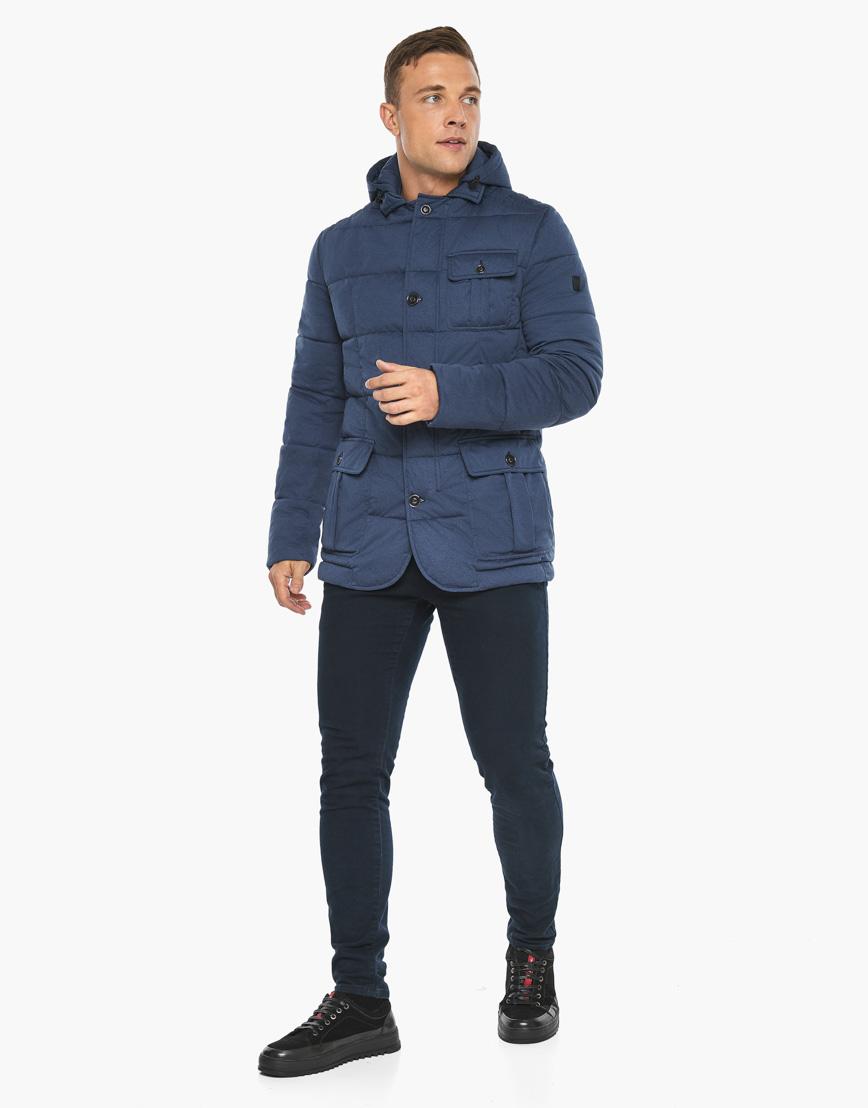 Воздуховик стильный Braggart цвет джинс модель 35230 фото 2