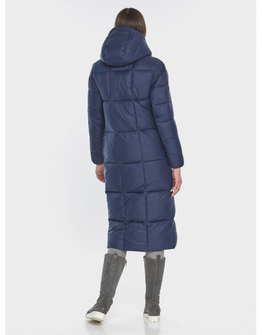 Практичная синяя куртка женская Wild Club 541-74 фото 5