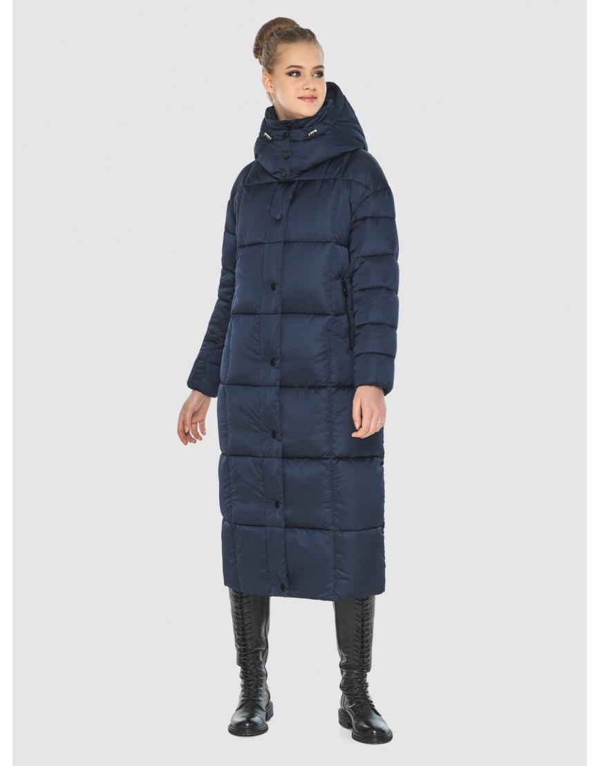 Женская синяя фирменная куртка Tiger Force TF-50247 фото 1
