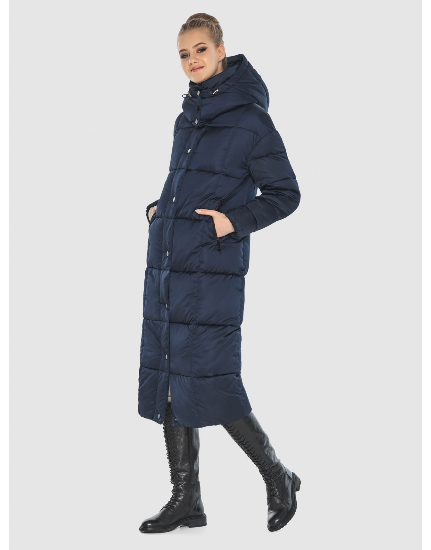 Женская синяя фирменная куртка Tiger Force TF-50247 фото 5