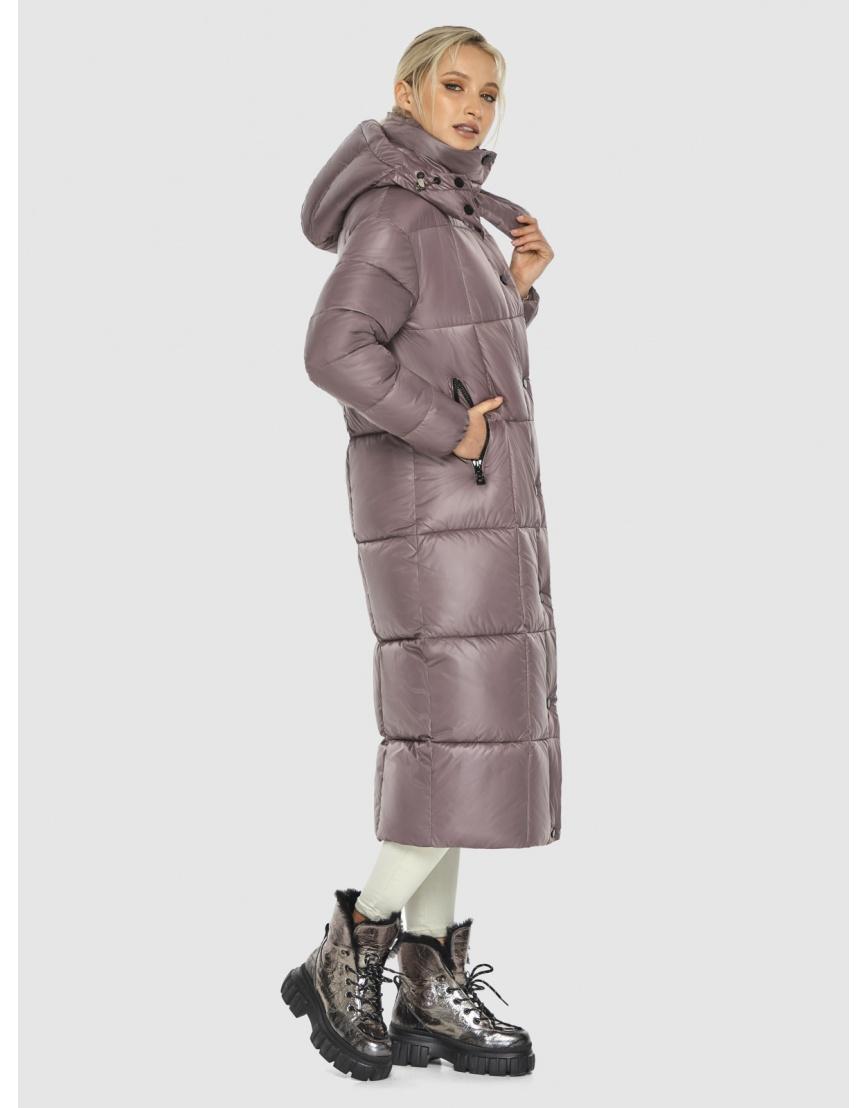 Пудровая стильная женская куртка Kiro Tokao 60052 фото 6